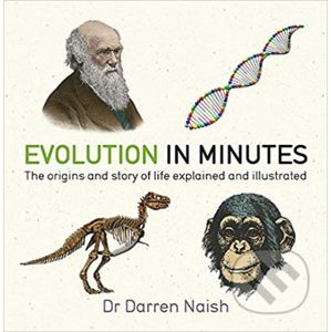 Evolution in Minutes - Darren Naish