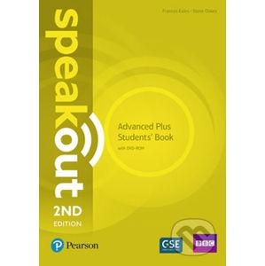 Speakout - Advanced Plus - Students' Book - Steve Oakes, Frances Eales