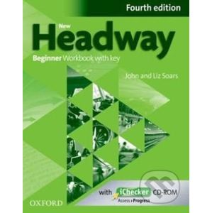New Headway - Beginner - Workbook with Key - Liz and John Soars