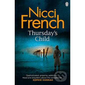 Thursday's Child - Nicci French