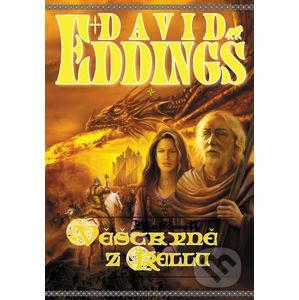 Věštkyně z Kellu - David Eddings