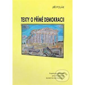 Texty o přímé demokracii - Jiří Polák