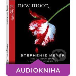 New Moon (12 Audio CDs) - Stephenie Meyer