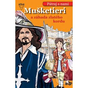 Mušketieri a záhada zlatého kordu - Christa Pöppelmann
