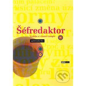 Šéfredaktor - společenská hra - Vojtěch Probst