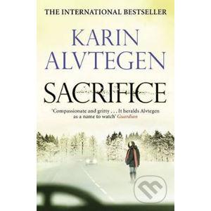 Sacrifice - Karin Alvtegen