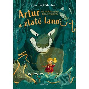 Artur a zlaté lano - Joe Todd-Stanton