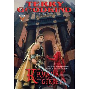 Meč pravdy 3: Krvavá církev - Terry Goodkind