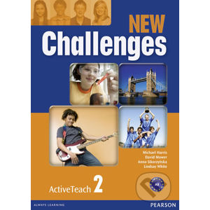 New Challenges 2 - Active Teach - Pearson
