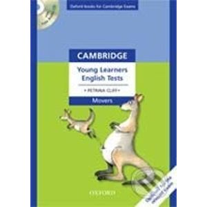 Cambridge Young Learners English Tests Movers Teacher´s Pack New Edition - Oxford University Press