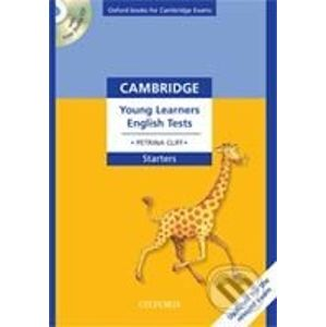 Cambridge Young Learners English Tests Starter Student´s Book + CD New Edition - Petrina Cliff