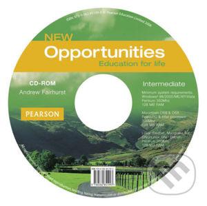 New Opportunities - Intermediate - Andrew Fairhurst