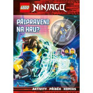 LEGO NINJAGO: Připraveni na hru? - CPRESS