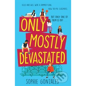 Only Mostly Devastated - Sophie Gonzales
