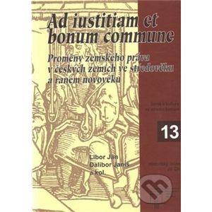 Ad iustitiam et bonum commune - Libor Jan