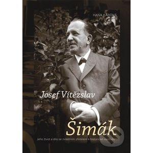 Josef Vítězslav Šimák - Hana Kábová