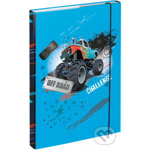 Desky na školní sešity Baagl Truck - Presco Group