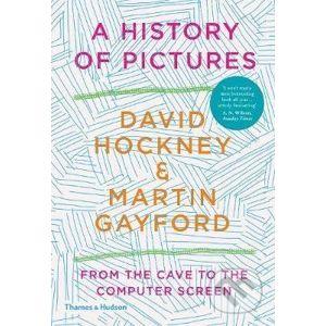 A History of Pictures - David Hockney, Martin Gayford
