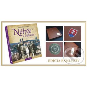 Nitra a Nitrania 1 - Vladimír Bárta