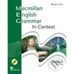 Macmillan English Grammar In Context Advanced Student's Book with Key and CD-ROM - Simon Clarke