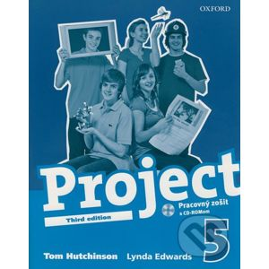 Project 5 - Pracovný zošit s CD - ROMom - Tom Hutchinson