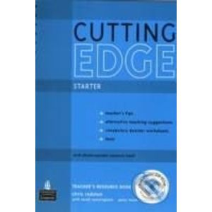 Cutting Edge - Starter: Teacher's Book with Test Master Multi-ROM - Sarah Cunningham, Peter Moor