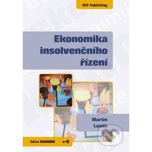 Ekonomika insolvenčního řízení - Martin Landa