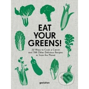 Eat Your Greens! - Anette Dieng