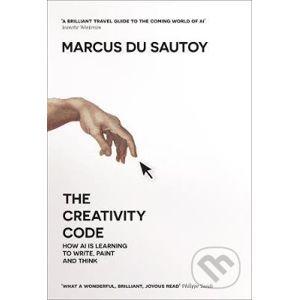 The Creativity Code - Marcus du Sautoy