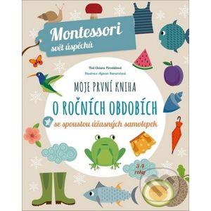 Moje první kniha o ročních obdobích - Chiara Piroddi