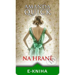 Na hraně - Amanda Quick