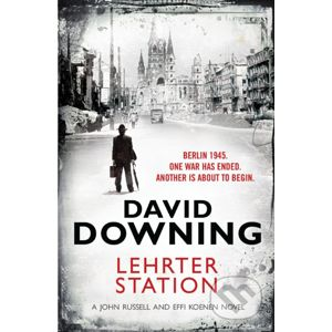 Lehrter Station - David Downing