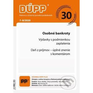DUPP 7-8/2020 - Poradca podnikateľa
