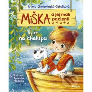 Miška a jej malí pacienti 5: Výlet na chalupu - Aniela Cholewinska-Szkolik