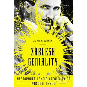 Záblesk geniality - John F. Wasik