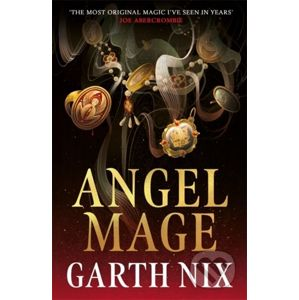 Angel Mage - Garth Nix