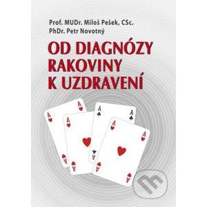 Od diagnózy rakoviny k uzdravení - Miloš Pešek, Petr Novotný