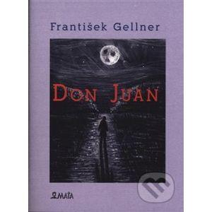 Don Juan - František Gellner, Kabele Adriana Rohde (ilustrátor)