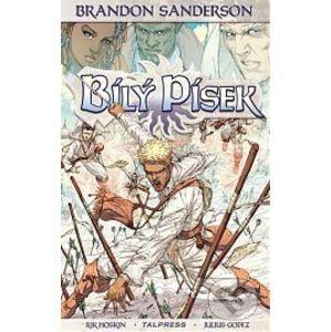 Bílý písek 3 - Brandon Sanderson