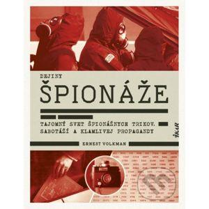 Dejiny špionáže - Ernest Volkman