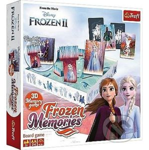 Memories Frozen 2 - Trefl