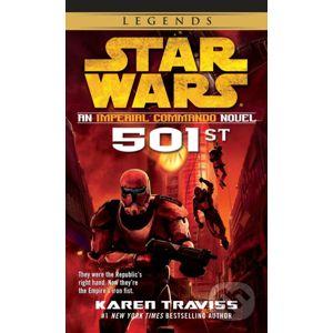 Star Wars Legends (Imperial Commando): 501st - Karen Traviss