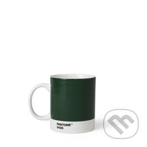 PANTONE Hrnček - Dark Green 3435 - PANTONE