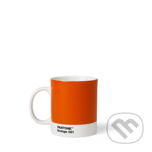PANTONE Hrnček - Orange 021 - PANTONE