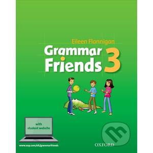 Grammar Friends 3 - Student´s Book - Eileen Flannigan