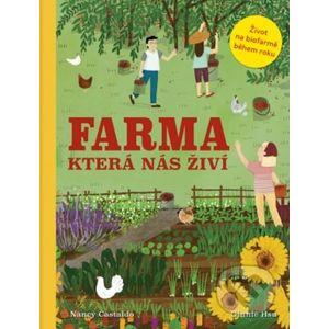 Farma která nás živí - Nancy Castaldo, Ginni Hsu
