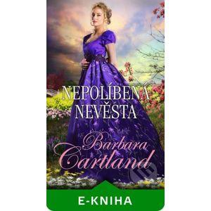 Nepolíbená nevěsta - Barbara Cartland