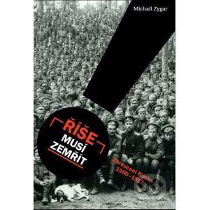 Říše musí zemřít - Michail Zygar