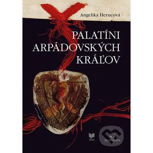 Palatíni arpádovských kráľov - Angelika Herucová