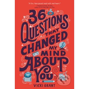 36 Questions That Changed My Mind About You - Vicki Grant